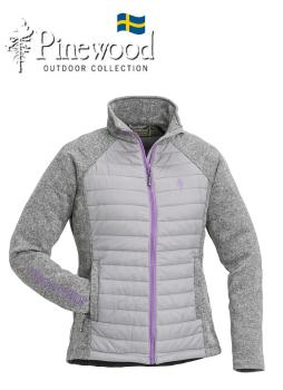 "Pinewood Steppjacke "" Gabriella Padded "" . Winddicht."