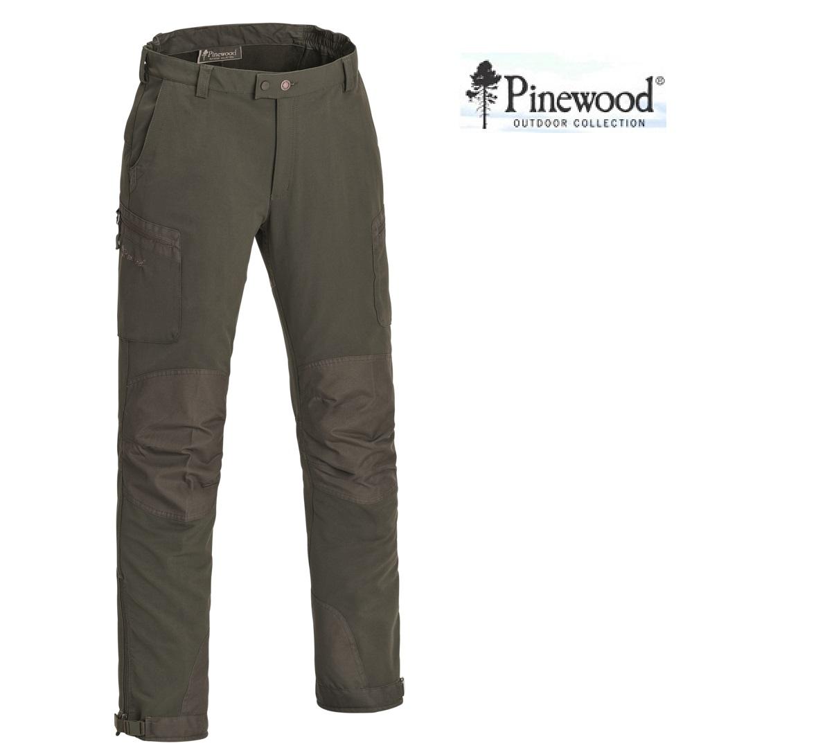 neues Design Outlet Store Verkauf harmonische Farben Pinewood Wildmark Stretch Herren Hose, Wanderhose, Outdoorhose